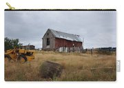 Red Barn On The Hill Carry-all Pouch