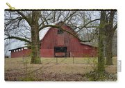 Red Barn Series Picture A Carry-all Pouch