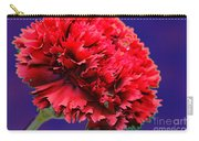 Red Beauty Carnation Carry-all Pouch