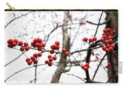 Red Berry Sprig Carry-all Pouch