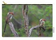 Red-billed Hornbills Carry-all Pouch