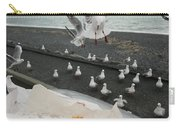 Red-billed Seagulls Carry-all Pouch