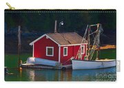 Red Boat House Carry-all Pouch