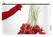 Red Bouquet Carry-all Pouch