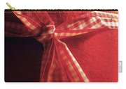 Red Bow Carry-all Pouch