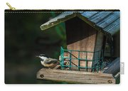 Red-breasted Nuthatch Carry-all Pouch