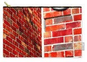 Red Bricks Carry-all Pouch