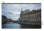 Red Bridge - St. Petersburg - Russia Carry-all Pouch