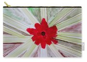 Red Brilliance Carry-all Pouch by Sonali Gangane