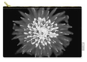 Red Bromeliad Painted Bw   Carry-all Pouch