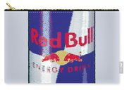 Red Bull Ode To Andy Warhol Carry-all Pouch