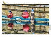 Red Buoy Reflections Of Alaska Carry-all Pouch