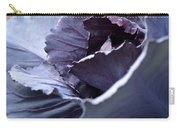 Red Cabbage Abstract Carry-all Pouch