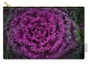 Red Cabbage Carry-all Pouch