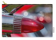 Red Cadillac Fins Carry-all Pouch