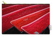 Red Canoes Carry-all Pouch