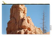 Red Canyon Rock Formation Carry-all Pouch