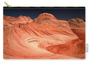 Red Canyon Swirls Carry-all Pouch