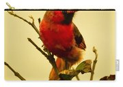Red Cardinal No. 2 - Kauai - Hawaii Carry-all Pouch
