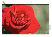 Red Carpet Rose Carry-all Pouch