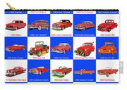Red Cars Of America Carry-all Pouch