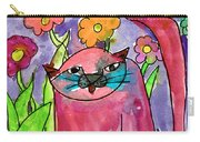 Red Cat Carry-all Pouch