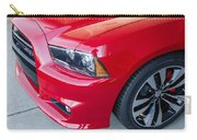 Red Charger 1508 Carry-all Pouch