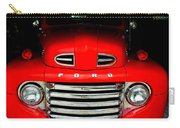 Red Cheeks Ford Carry-all Pouch