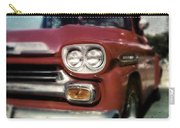 Red Chevy Pickup Carry-all Pouch