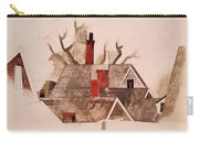 Red Chimneys Carry-all Pouch