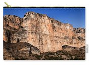 Red Cliffs Blue Sky Carry-all Pouch