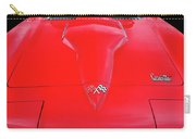 Red Corvette Carry-all Pouch