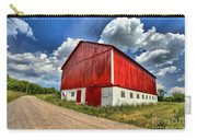 Red Country Barn Carry-all Pouch