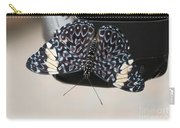 Red Cracker Butterfly Carry-all Pouch