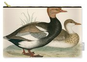 Red Crested Whistling Duck Carry-all Pouch