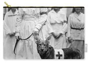 Red Cross Parade, 1920 Carry-all Pouch
