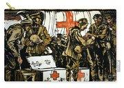 Red Cross Poster, 1915 Carry-all Pouch