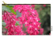 Red-flowering Currant Blossom Carry-all Pouch