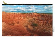 Red Desert Landscape Carry-all Pouch