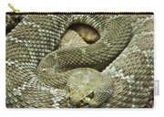 Red Diamond Rattlesnake 3 Carry-all Pouch
