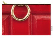 Red Door 02 Carry-all Pouch