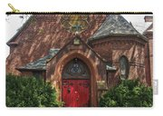 Red Door Church Carry-all Pouch