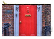 Red Door Dublin Ireland Carry-all Pouch
