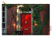 Red Door In Chicago Carry-all Pouch