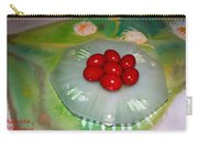 Red Eggs And Daisies Carry-all Pouch