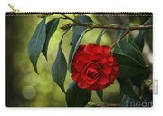 Red Elegance Carry-all Pouch