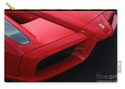 Red Enzo Carry-all Pouch