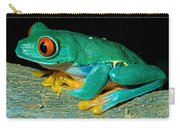 Red Eye Tree Frog Carry-all Pouch