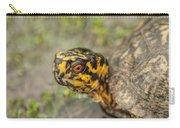 Red Eyed Alabama Box Turtle - Terrapene Carolina Carry-all Pouch