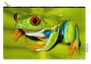 Red-eyed Treefrog Carry-all Pouch